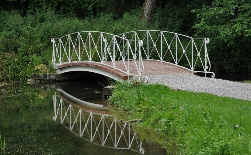 Remplacement d'un Pont – Ferronnerie