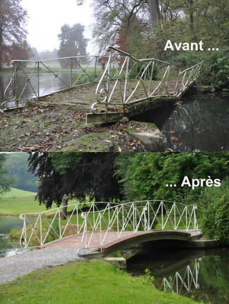 Pont - Garde-Crops - Ferronnerie